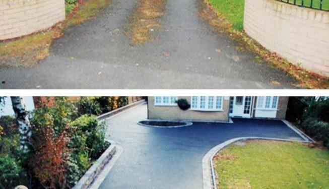 Driveway Tarmac Dublin, Kildare, Carlow, Ireland