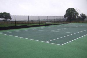 Tennis Court Resurfacing Dublin, Ireland